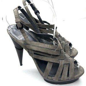 Stuart Weitzman Strappy Sandals Platform Heels
